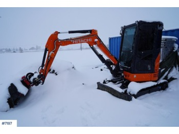 Bager Hitachi ZX26U-5A CR