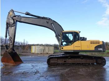 Volvo EC290CL Dutch machine / good condition  - bager goseničar