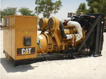 Generator CATERPILLAR SR4B-GD 1000 KW Skid Mounted