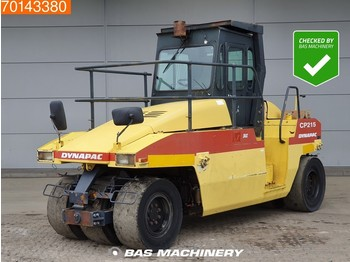 Dynapac CP215 NICE AND CLEAN PNEUMATIC ROLLER - valjar