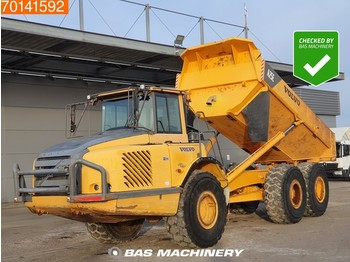 Volvo A25E BODY HEAT - FROM FIRST OWNER - zglobni demper
