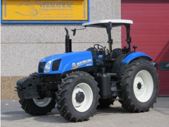 New Holland T6050 - traktor na kolesih