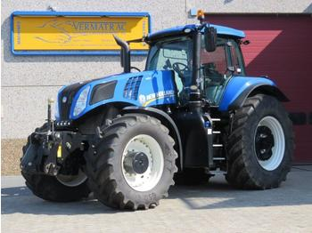 New Holland T8.435 - traktor na kolesih