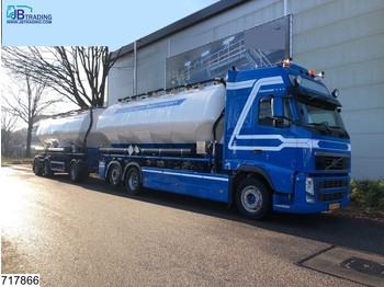 Volvo FH 460 6x2, Feldbinder, 63000 Liter , 11 Compartments, St - tovornjak cisterna