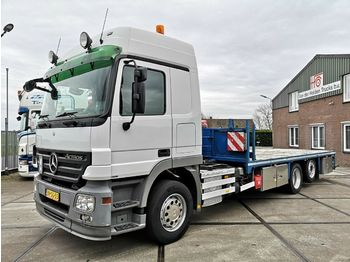 Mercedes-Benz ACTROS 2532 6x2 MP3 | EPS | 774 109km  - tovornjak s kesonom