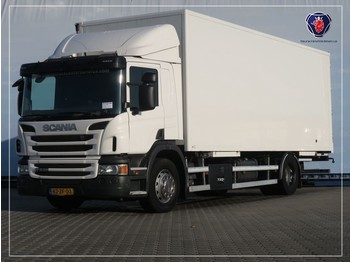 Tovornjak zabojnik Scania P230 DB4X2MLB | BDF | KOFFER | CLOSED BOX | SCHIEBESEITENWAND | SLIDING SIDE BOX |