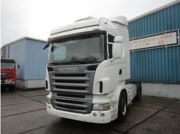 Vlačilec Scania R420 HIGHLINE (MANUAL GEARBOX / RETARDER /EURO 3 / AIRCONDITIONING)